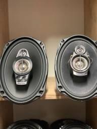 6x9 Pioneer de 700w e 550w disponíveis! Leia a descrição