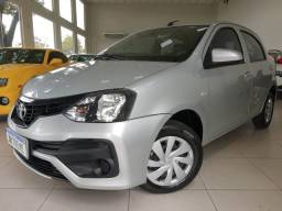 Toyota Etios X 1.3 16v Flex Aut. 2019