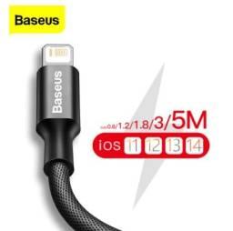Cabo Lightning Para iPhone Baseus Reforçado