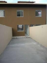 Casa geminada entrada individual com quintal e espaço gourmet
