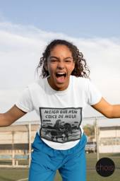 Blusa Feminina Tshirt Moda 2021 Meiga Choisi Novo