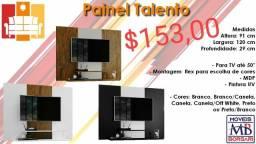 "Título do anúncio: Painel Talento TV até 50"""