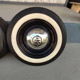 """Título do anúncio: Rodas 14"""" 5 Furos VW"""