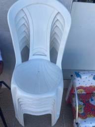 Cadeira Branca Tramontina Forte PREÇO DA UNIDADE