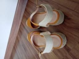 Sapato passeio Arezzo novo - tam. 35