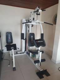 Estação de musculação gx4 da kikos
