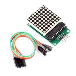 Título do anúncio: Módulo Matriz De Led 8x8 Com Max7219 Arduino