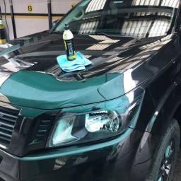 Cera Líquida Carnaúba Plus - Produtos de Limpeza Automotiva ? Limpeza e Cia