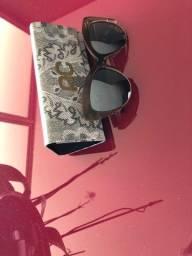 Óculos com lente espelhada NOVO