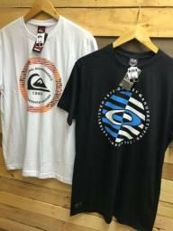 Promoção de Camisetas R$ 28,00 cada, à vista
