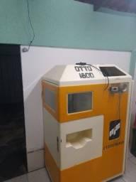 Máquina extratora otto1800