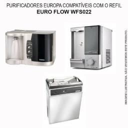 Filtro para purificadores Europa