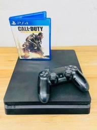 PlayStation  4 Slim 1 terá ( Aproveite )