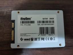 Título do anúncio: Kingspec SSD 256GB