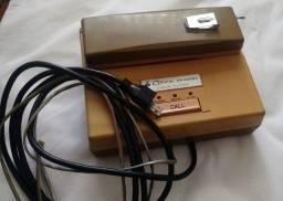 Telefone antigo sem fio da Marca Cobra Ano 1981