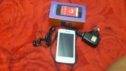 Vendo celular positivo novo na caixa sem marcas de uso