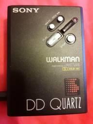 Torrando Toca Fitas Walkman Sony WMDD-3
