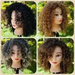 Perucas Wigs Luxuosas