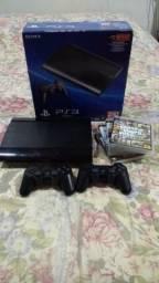 Troco PS3 no PS4 do 500 de volta