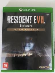 Vendo Resident Evil 7 Gold Edition Xbox One