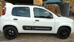 Fiat uno vivace branco 12/13 bem conservado - 2013