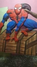 Expositor Homem Aranha
