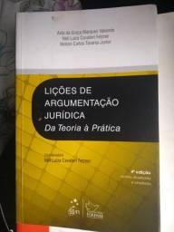Livro argumentação jurídica