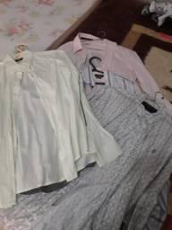Camisas manga longa todas marcas