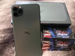 Phone 11 Pro Max 256GB - Verde