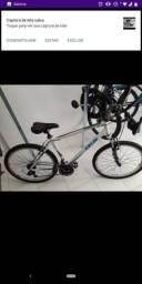 Bicicleta Caloi pouco uso