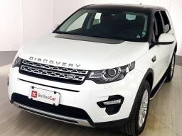 Land Rover Discovery Sport SE 2.0 4x4 Aut. - Branco - 2018 - 2018