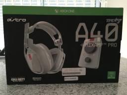 Headset Astro A40 + Mixamp Pro Xbox One e PC