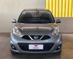 Nissan March 1.6 SV 18/18 - 2018