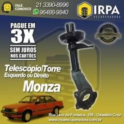 Torre Suspensão Telescópio Dianteiro - Esquerdo ou Direito - Monza até 90