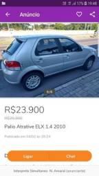 Palio Elx 2010 1.4 - 2010