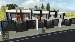 Sobrado com 2 dormitórios à venda, 71 m² por R$ 240.000 - Floresta - Joinville/SC