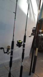 Vendo varas de pesca