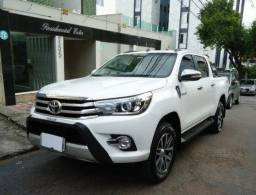 Hilux completa - 2016