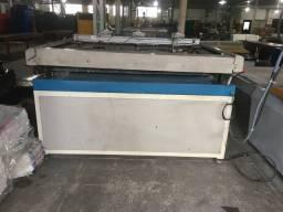 Impressora silk semiautomática