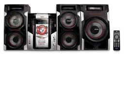 Caixas acústicas + o son para tirar peças