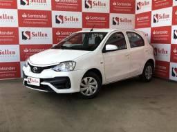 Toyota Etios 1.3 X 2018 - Até 1 Ano de Garantia Gestauto