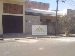 Casa com 3 dormitórios para alugar, 167 m² por R$ 1.200,00/mês - Sumarezinho - Ribeirão Pr