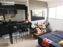 Apartamento com 2 dormitórios à venda, 62 m² por R$ 260.000,00 - Vila Rosa - Goiânia/GO