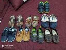 Calçados Infantil Masculino tamanho 22