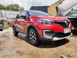 Renault Captur Intense 2.0 Flex (Aut.) SUV Biton Top de Linha - 2018