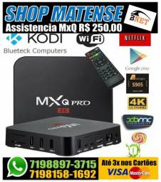 MxQ Box Android 32gb 4rom