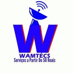 Wamtecs- Antenas e Instalações