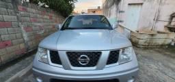 Caminhonete Nissan Frontier Prata - 2012