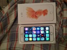 Troco IPhone 6s 16 GB