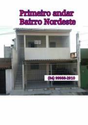 Casa no Bairro Nordeste(primeiro andar)